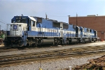 EMDX 9025 - 9068 - 9058 - 9010, Oakway Lease Units at Clyde Yard